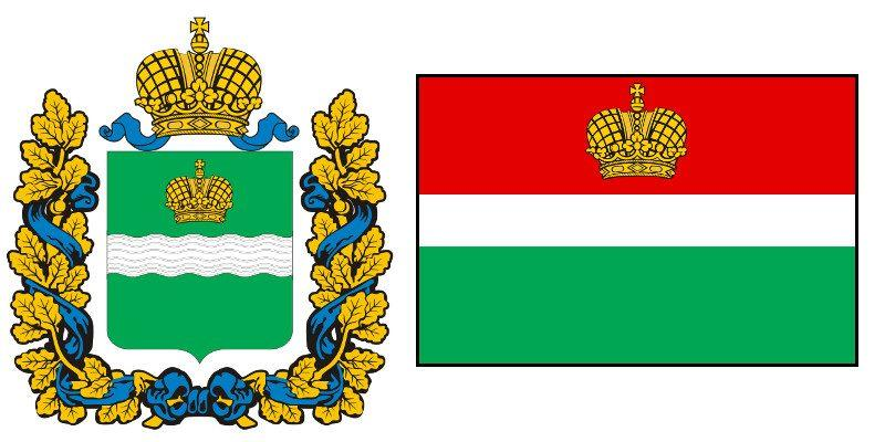 Герб и Флаг 40 региона