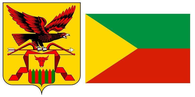 Герб и Флаг Забайкальского края