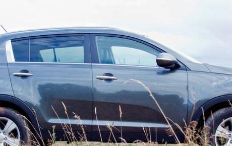 Kia Sportage 3 2010 года - отзыв владельца