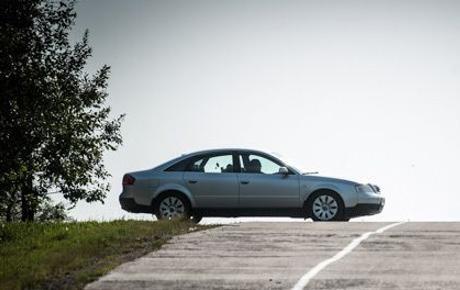 Audi A6 (C5) 1997 года — отзыв владельца
