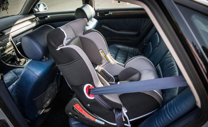 Задний диван Audi A6 C5