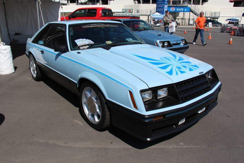 1981 Ford Mustang Cobra Hatchback