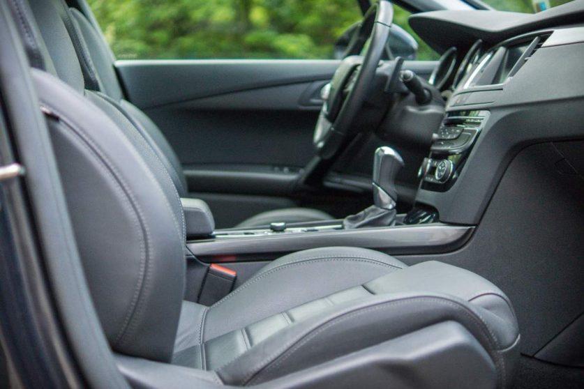 Состояние сиденья авто