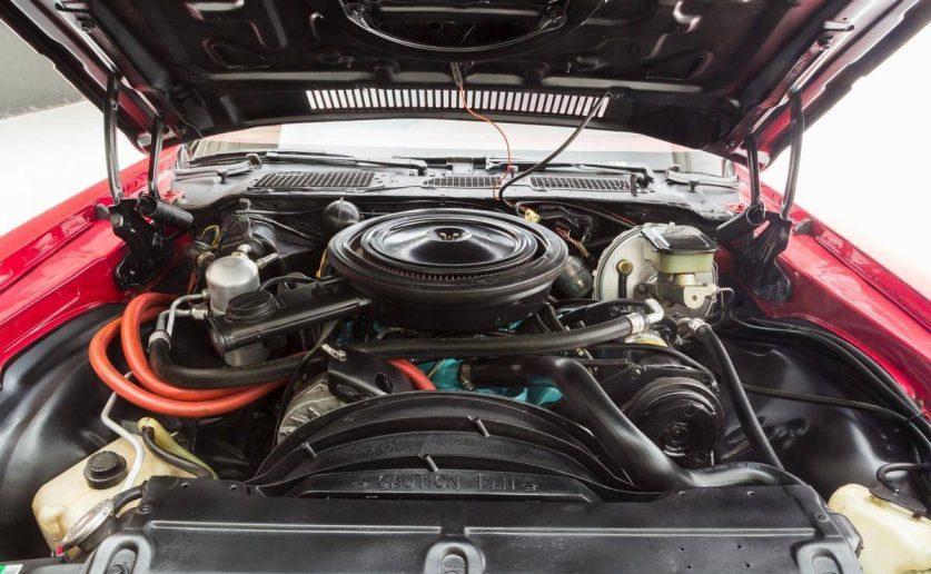 Двигатель Chevrolet Camaro Z28 1981 года