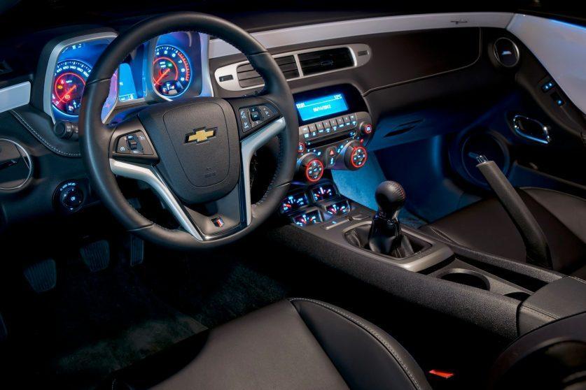 2013 Chevrolet Camaro Euro-Spec