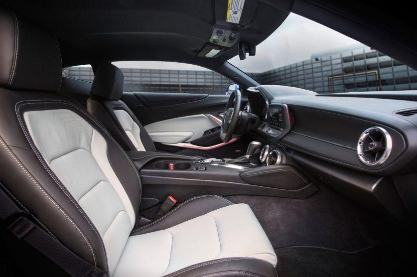 Пасажирское сиденье Chevrolet Camaro 2016 года