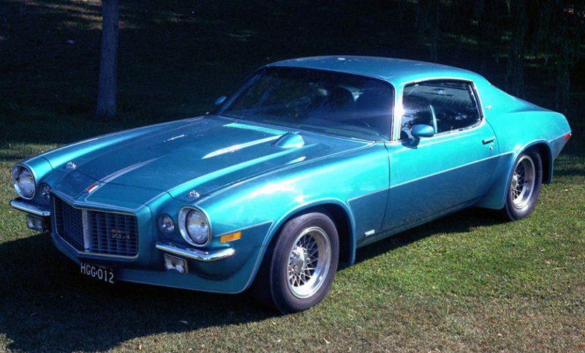 Chevrolet Camaro ZL1 1971