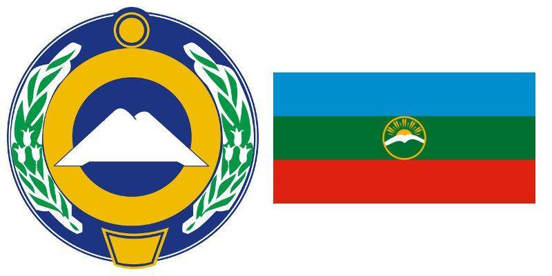 Герб и Флаг 09 и 109 региона