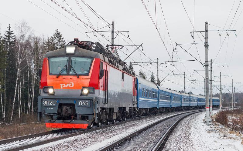 Поездом дешевле добраться в Беларусь