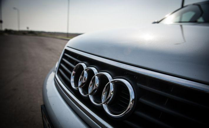 Значек Audi A6 C5