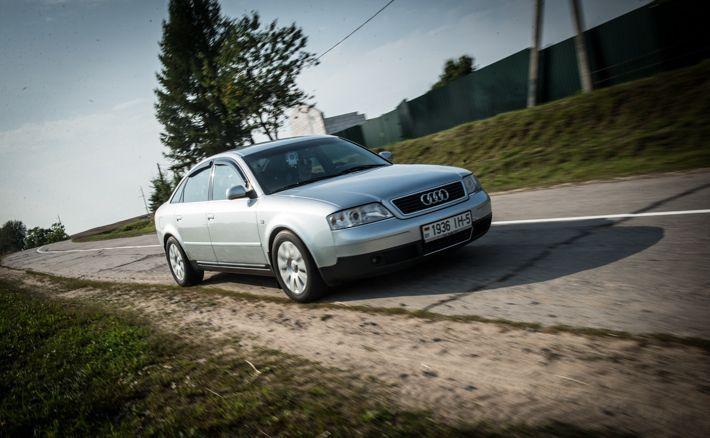 Внешний вид Audi A6 C5