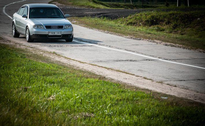 Расход топлива Audi A6 C5