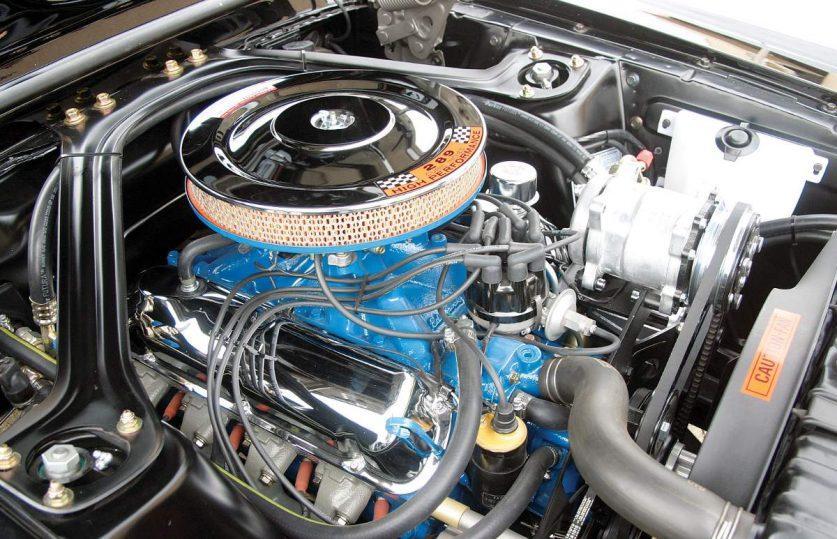 Двигатель форд мустанг 1967