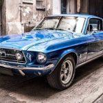 Форд Мустанг 1967