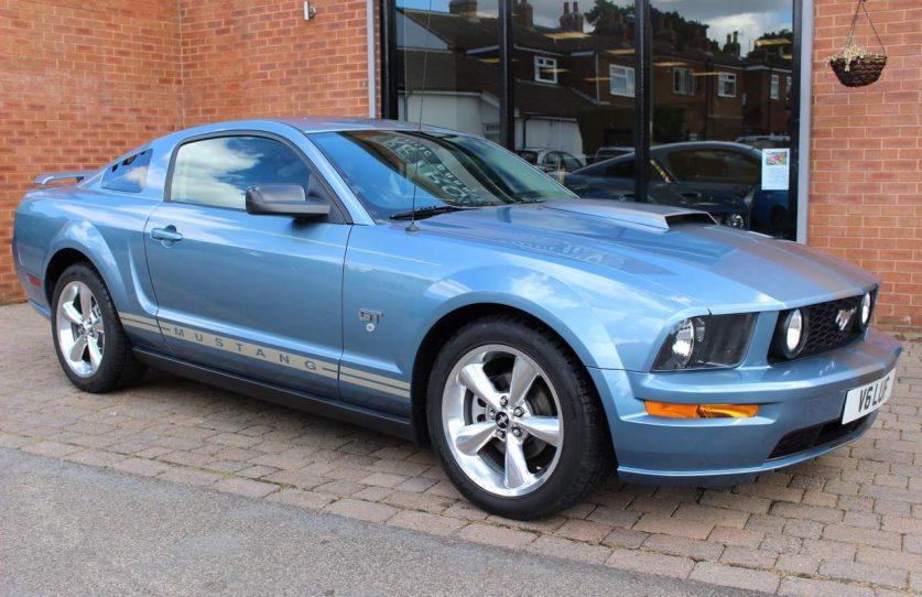 2005 Ford Mustang GT V6