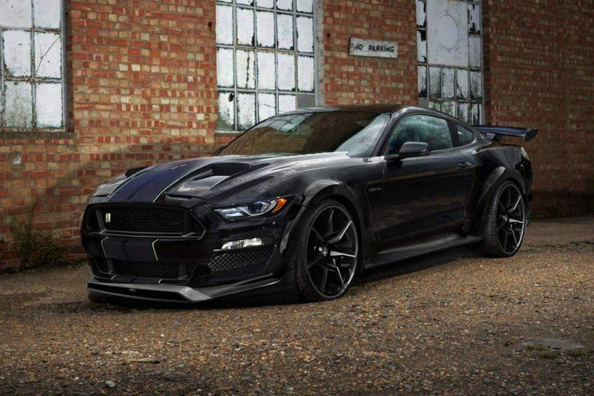 2018 Ford Mustang Shelby GT500 Black