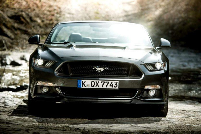 Ford Mustang MK6 EU Coupe 6