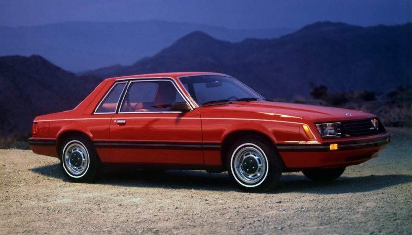 Ford Mustang III – купе S-класса