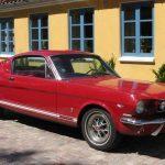 Pony car — что это такое
