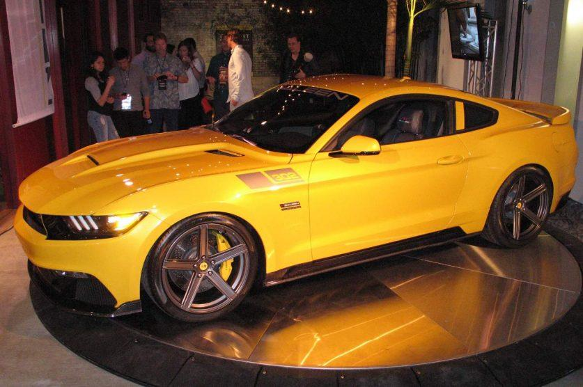 2015 Ford Mustang Saleen 302 Supercharged