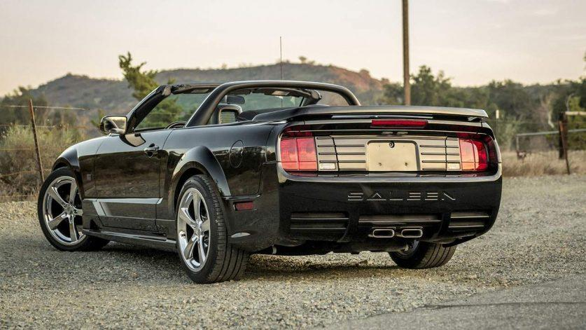 2008 Ford Mustang Saleen S281 Convertible