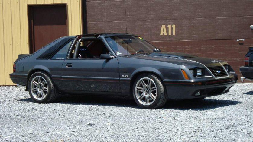 1985 Saleen Ford Mustang
